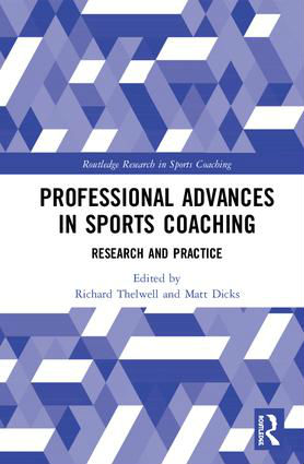 Ny bok 2019: Professional advances in sports coaching: research and practice