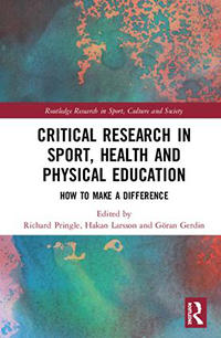 Ny bok 2018: Critical research in sport, health and physical education