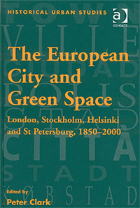 Ny bok 2006: The european city and green space